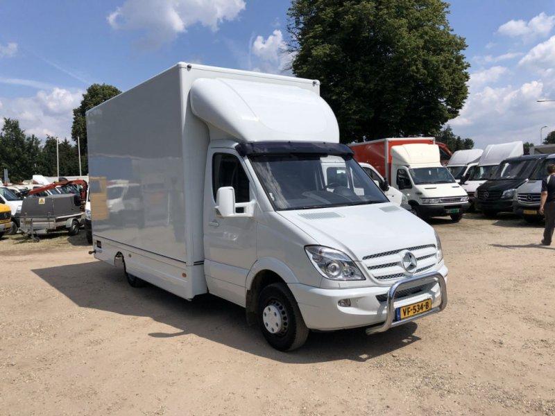 Sonstige Transporttechnik a típus Sonstige Mercedes Sprinter 519 (112) 3500 kg automaat 155 dkm 2013, Gebrauchtmaschine ekkor: Putten (Kép 2)