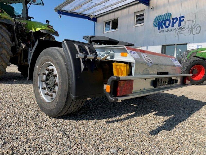 Sonstige Transporttechnik des Typs Sonstige Schuller Dolly-Achse 1-Achs verzinkt, Vorführmaschine in Schutterzell (Bild 1)