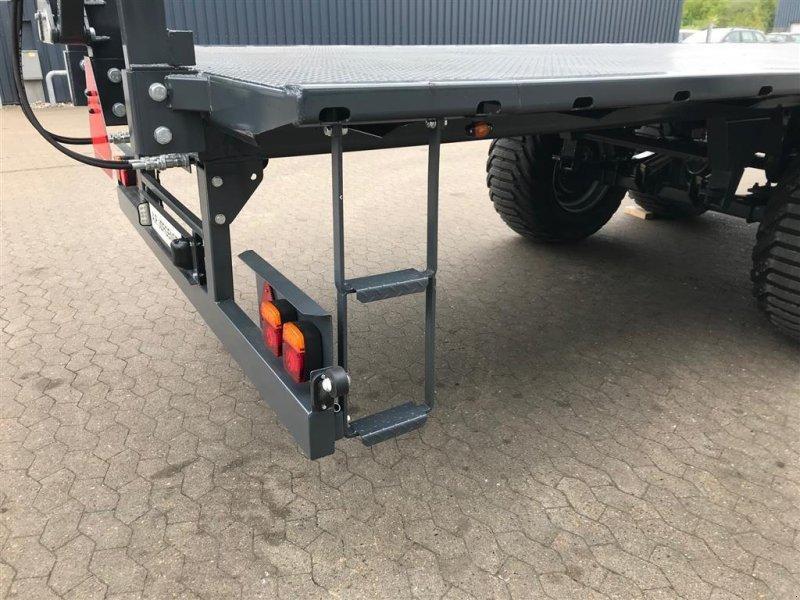 Sonstige Transporttechnik typu Sonstige VM DINA VM halmvogn RPPH 12,5 mtr. med hydr. klapbar sider, Gebrauchtmaschine v Ribe (Obrázok 7)