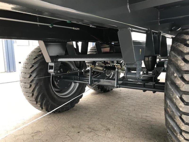 Sonstige Transporttechnik typu Sonstige VM DINA VM halmvogn RPPH 12,5 mtr. med hydr. klapbar sider, Gebrauchtmaschine v Ribe (Obrázok 4)