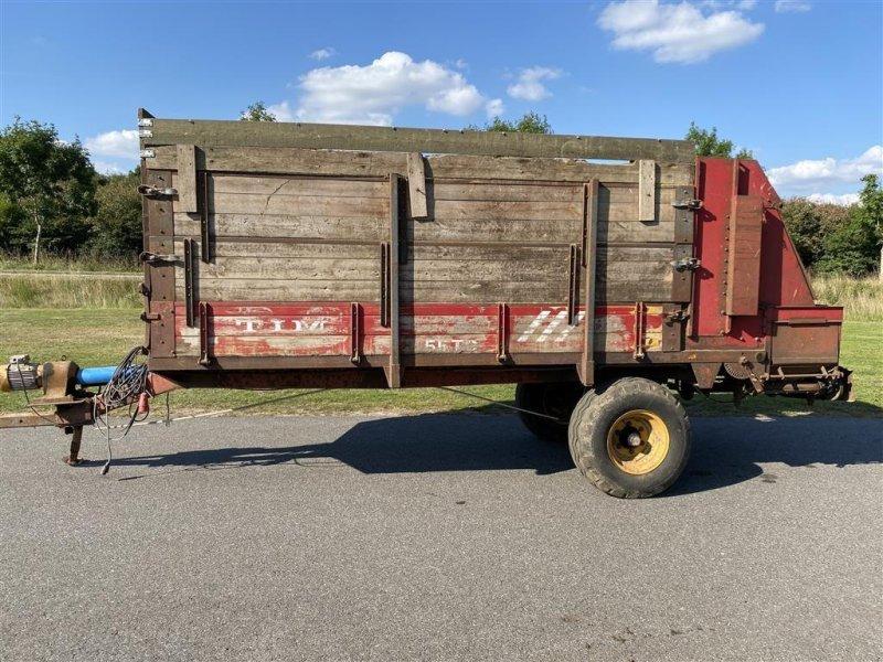 Sonstige Transporttechnik типа Tim 5,5 ton, Gebrauchtmaschine в Holstebro (Фотография 1)