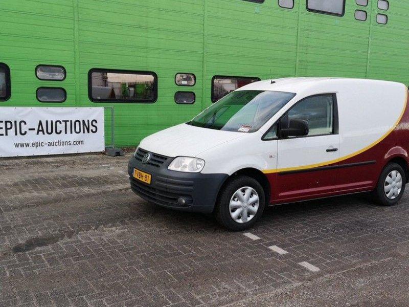 Sonstige Transporttechnik a típus Volkswagen Caddy 51 KW BESTEL 2,0 SDI, Gebrauchtmaschine ekkor: Leende (Kép 1)