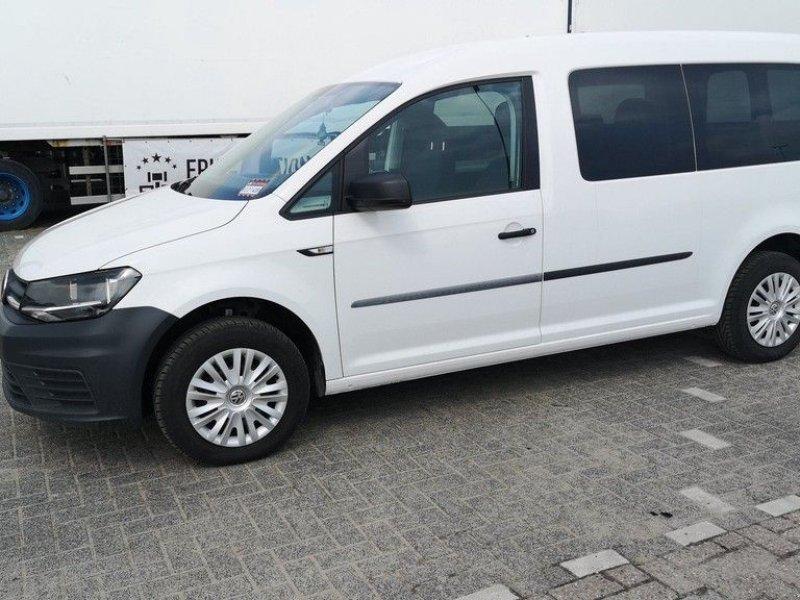 Sonstige Transporttechnik des Typs Volkswagen Caddy Maxi TDI, Gebrauchtmaschine in Leende (Bild 1)
