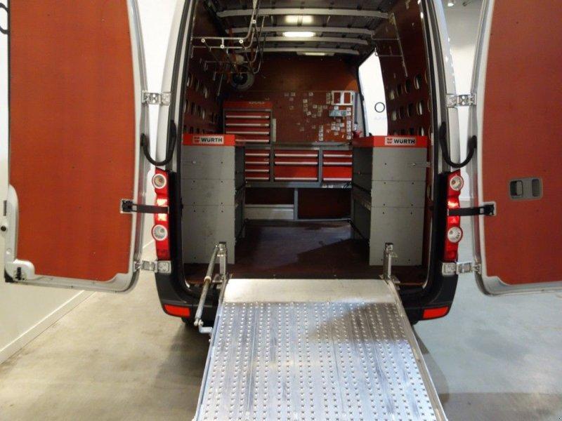 Sonstige Transporttechnik типа Volkswagen Crafter 2.0 TDI 140 PK L2H2 Servicebus / Wrth Inrichti, Gebrauchtmaschine в GRONINGEN (Фотография 3)