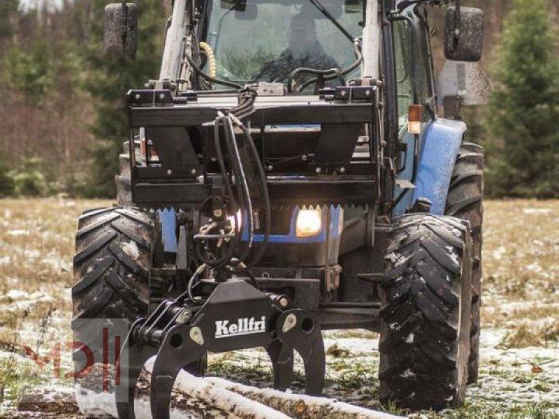 Sonstiger Baggerzubehör типа MD Landmaschinen Kellfri Kranausleger mit Greifer, Neumaschine в Zeven (Фотография 1)