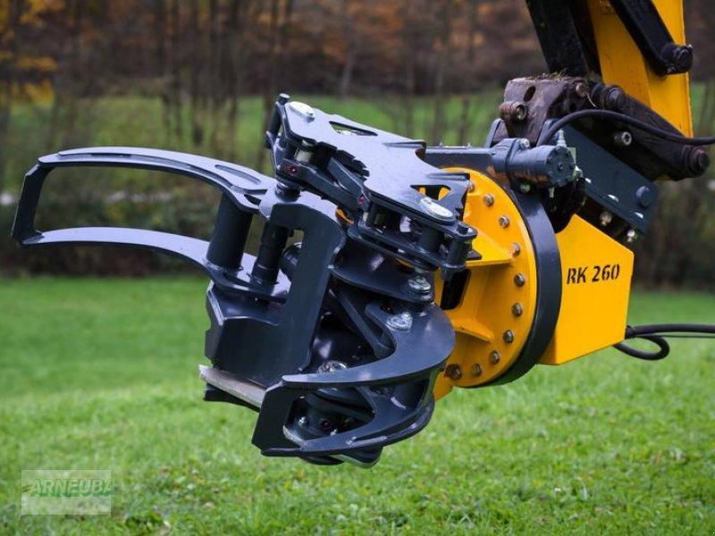 Sonstiger Baggerzubehör типа Uniforest Fällgreifer RK 260 BR oder BRZ, Neumaschine в Schlettau (Фотография 1)