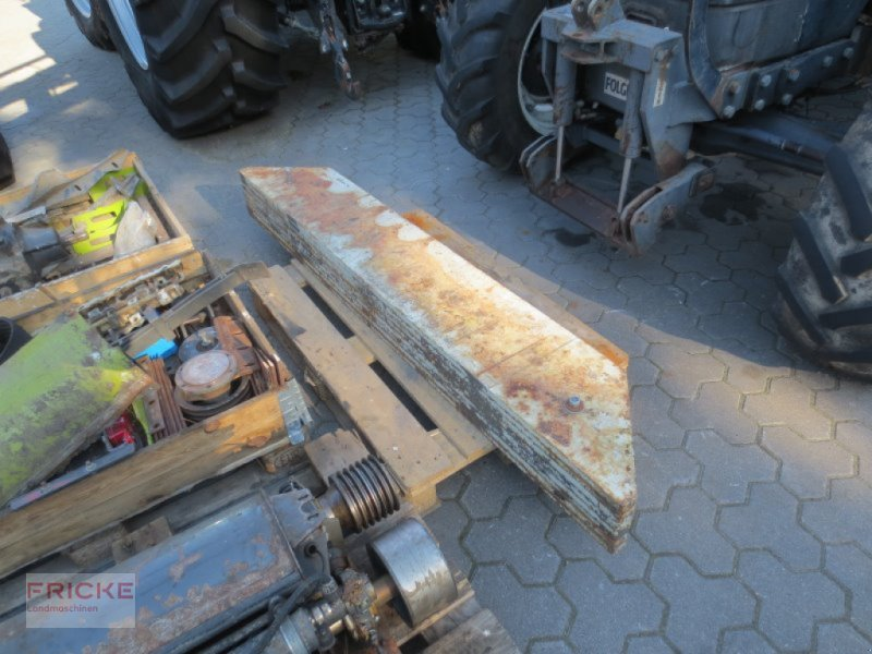 Sonstiges Feldhäckslerzubehör tip CLAAS A 110 KG, Gebrauchtmaschine in Bockel - Gyhum (Poză 4)