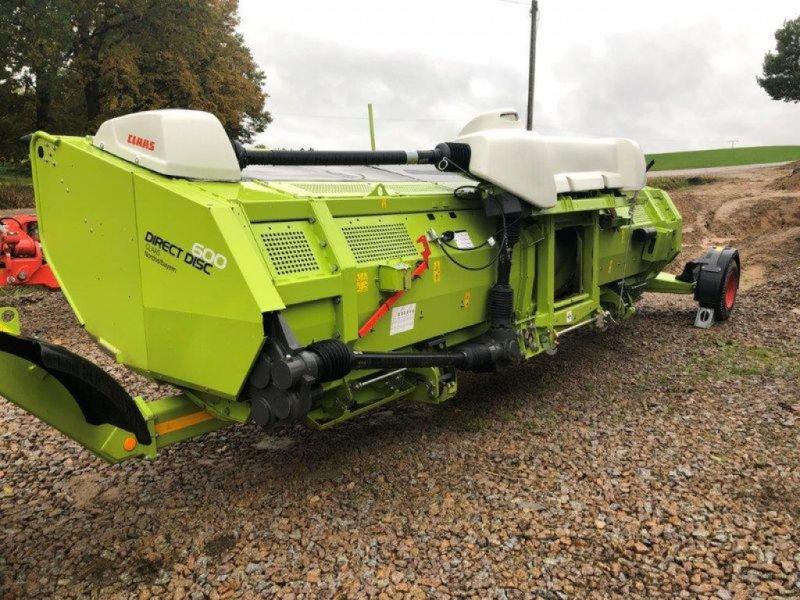Sonstiges Feldhäckslerzubehör des Typs CLAAS DIRECT DISC 600 CLAAS, Vorführmaschine in Cham (Bild 8)