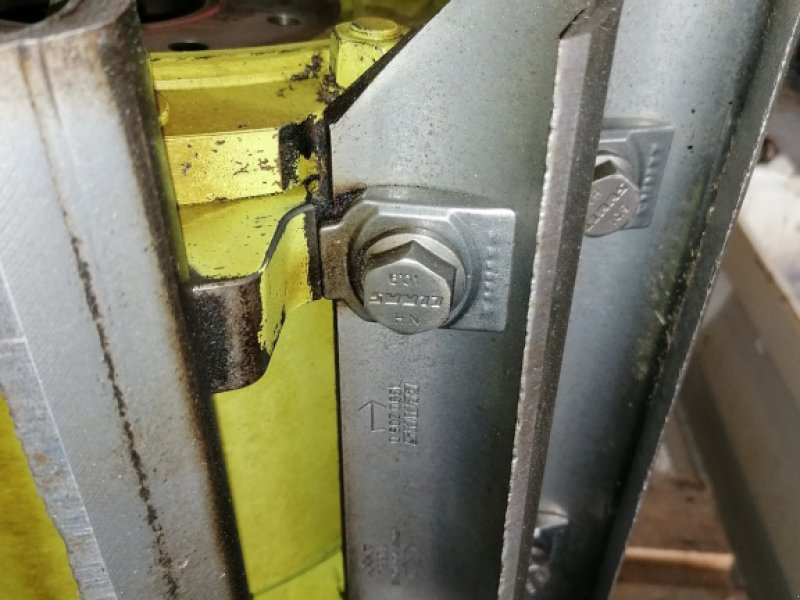 Sonstiges Feldhäckslerzubehör типа CLAAS Einzugstrommel, Gebrauchtmaschine в Wiedergeltingen (Фотография 1)