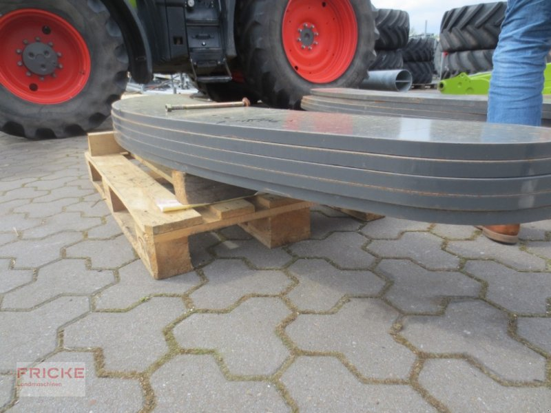 Sonstiges Feldhäckslerzubehör tip CLAAS HECKGEWICHTE 170 KG, Gebrauchtmaschine in Bockel - Gyhum (Poză 1)