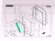 Sonstiges Feldhäckslerzubehör tip CLAAS Kühlerkorb NEU für Jaguar 820-900 492,493, Gebrauchtmaschine in Schutterzell