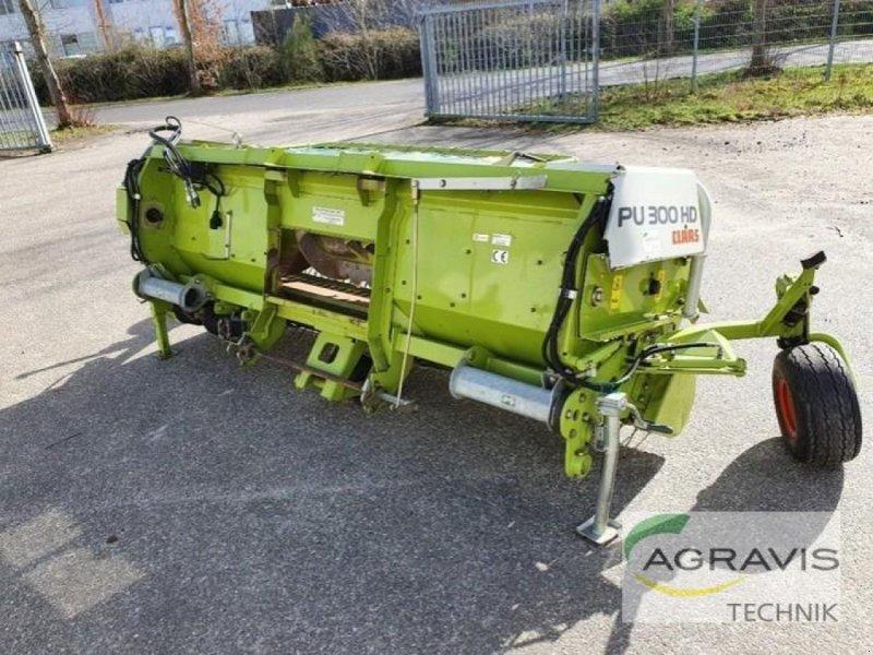 Sonstiges Feldhäckslerzubehör tip CLAAS PU 300 HD PRO, Gebrauchtmaschine in Meppen (Poză 5)