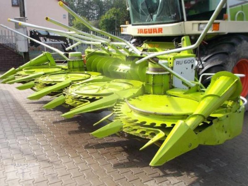 Sonstiges Feldhäckslerzubehör tip CLAAS RU600 XTRA, Gebrauchtmaschine in Pragsdorf (Poză 1)