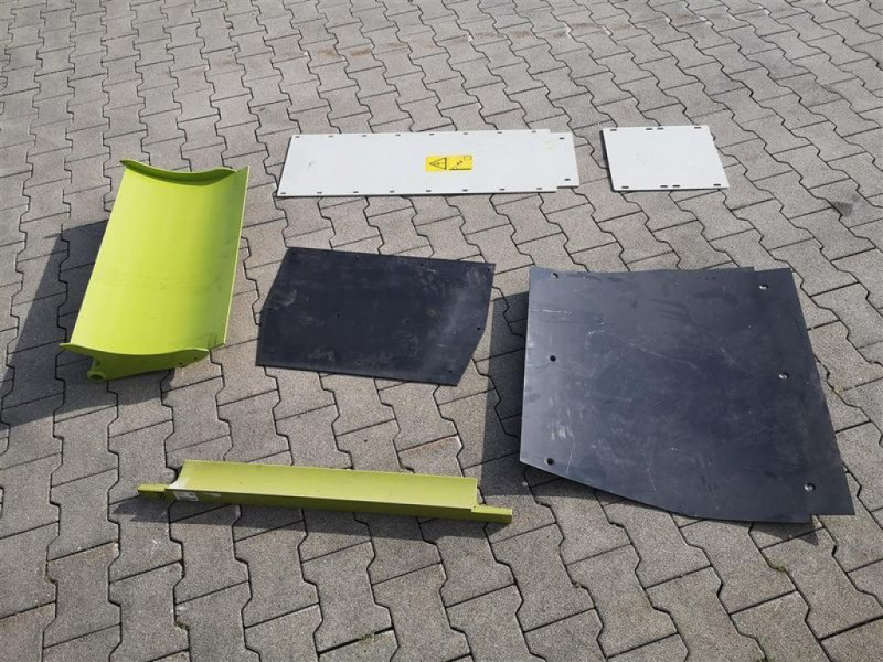 Sonstiges Feldhäckslerzubehör tip CLAAS VERSCHLEIßTEILESATZ JAGUAR 930, Neumaschine in Hutthurm (Poză 3)