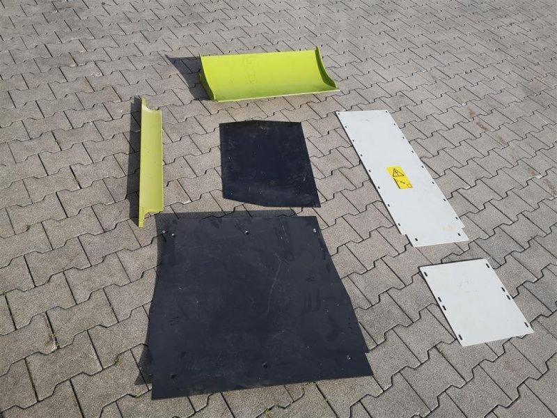 Sonstiges Feldhäckslerzubehör tip CLAAS VERSCHLEIßTEILESATZ JAGUAR 930, Neumaschine in Hutthurm (Poză 2)