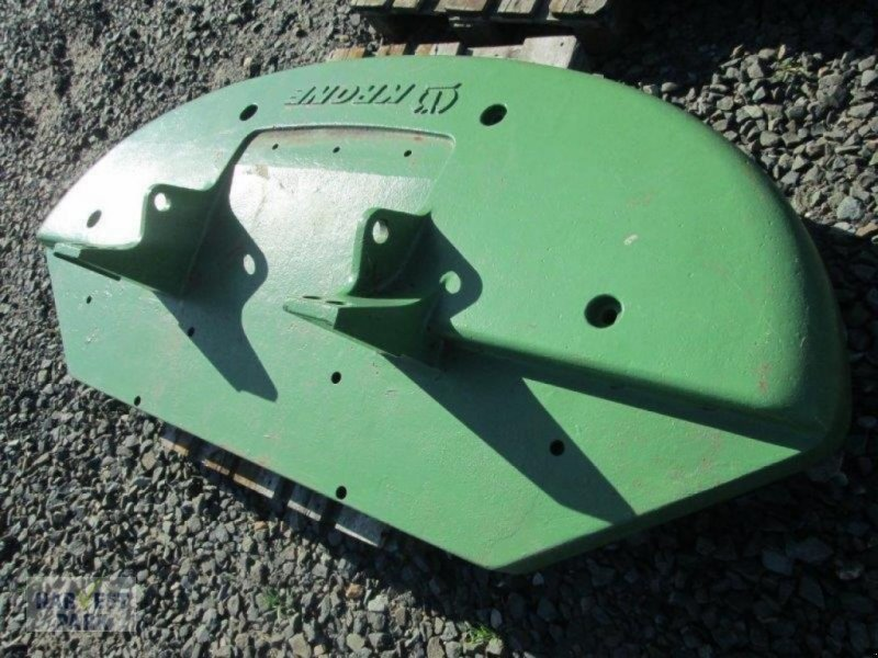 Sonstiges Feldhäckslerzubehör typu Krone Heckgewicht 1150 kg, Gebrauchtmaschine v Emsbüren (Obrázok 2)