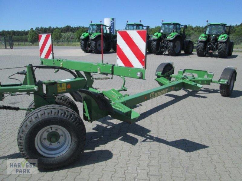 Sonstiges Feldhäckslerzubehör tip Krone Transportwagen, Gebrauchtmaschine in Emsbüren (Poză 2)