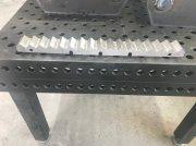 Sonstiges Feldhäckslerzubehör des Typs Metallbau Apfelböck Zahnleisten Einzug, Neumaschine in Kröning