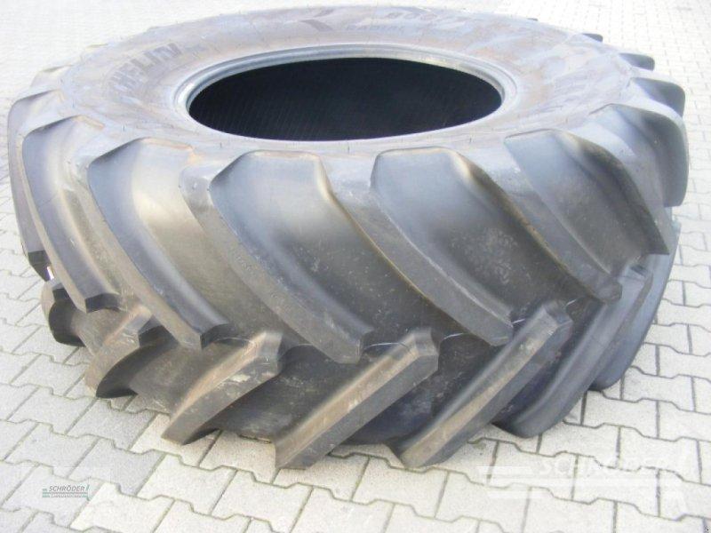 Sonstiges Feldhäckslerzubehör des Typs Michelin 800/70R38 MachXBIB 173 D 100, Gebrauchtmaschine in Lastrup (Bild 1)