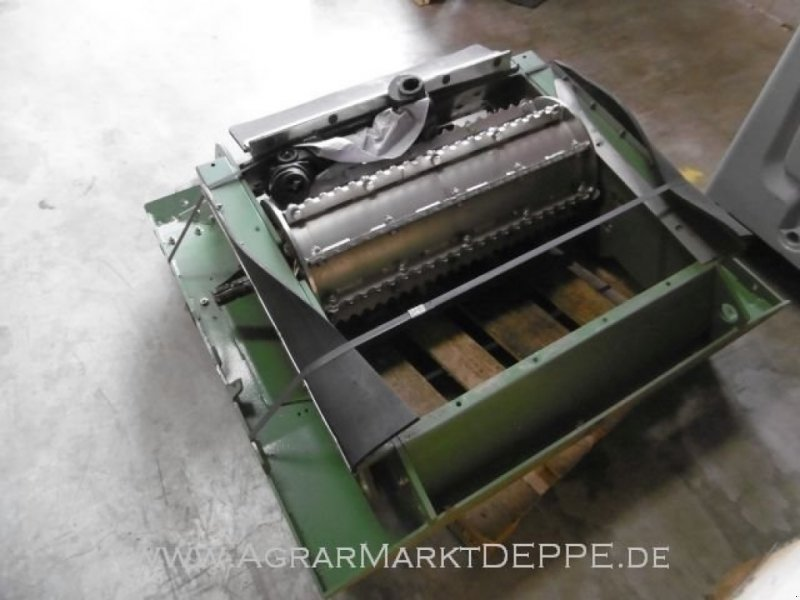 Sonstiges Feldhäckslerzubehör типа Zürn Adapterrahmen 65/620, Gebrauchtmaschine в Lauterberg/Barbis (Фотография 1)