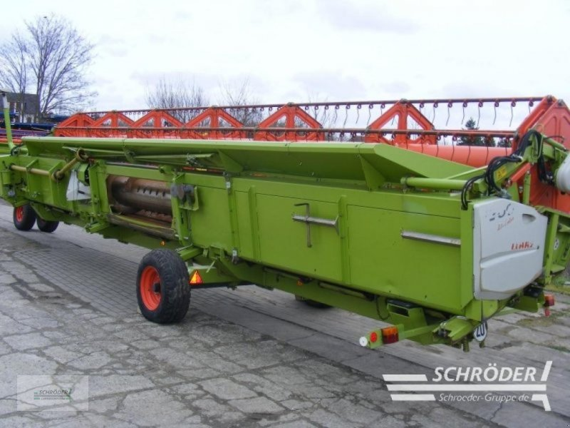 Sonstiges Mähdrescherzubehör des Typs CLAAS 9,00 M V, Gebrauchtmaschine in Penzlin (Bild 1)