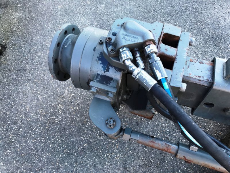 Sonstiges Mähdrescherzubehör des Typs CLAAS Allradachse für Lexion 570 und 580, Gebrauchtmaschine in Schutterzell (Bild 3)