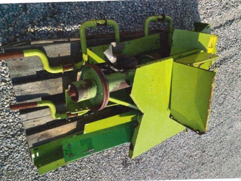 Sonstiges Mähdrescherzubehör typu CLAAS Gewichtsplatten für 00 Mega und Sonstige, Gebrauchtmaschine w Schutterzell (Zdjęcie 1)