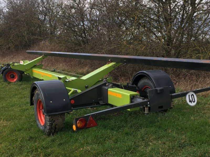 Sonstiges Mähdrescherzubehör of the type CLAAS Header Trailer, Gebrauchtmaschine in Grantham (Picture 1)