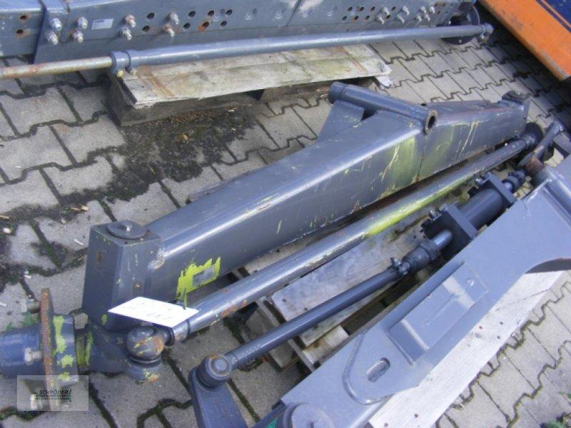 Sonstiges Mähdrescherzubehör typu CLAAS Lenkachse, Gebrauchtmaschine w Lastrup (Zdjęcie 1)