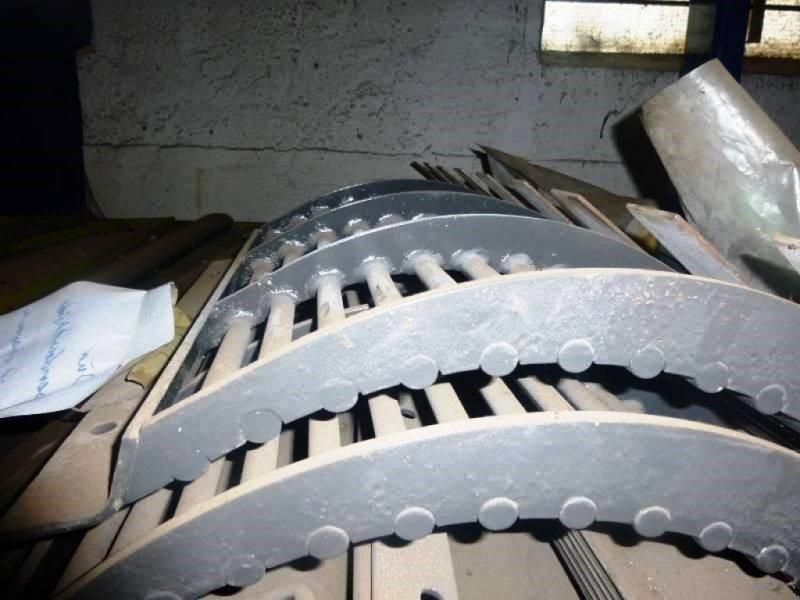 Sonstiges Mähdrescherzubehör типа CLAAS Maiskörbe und Getreidekörbe, Gebrauchtmaschine в Schutterzell (Фотография 1)