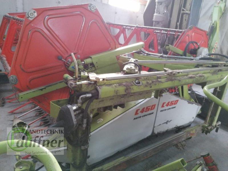 Sonstiges Mähdrescherzubehör typu CLAAS Schneidwerk C 450 klappbar, Gebrauchtmaschine w Hohentengen (Zdjęcie 1)