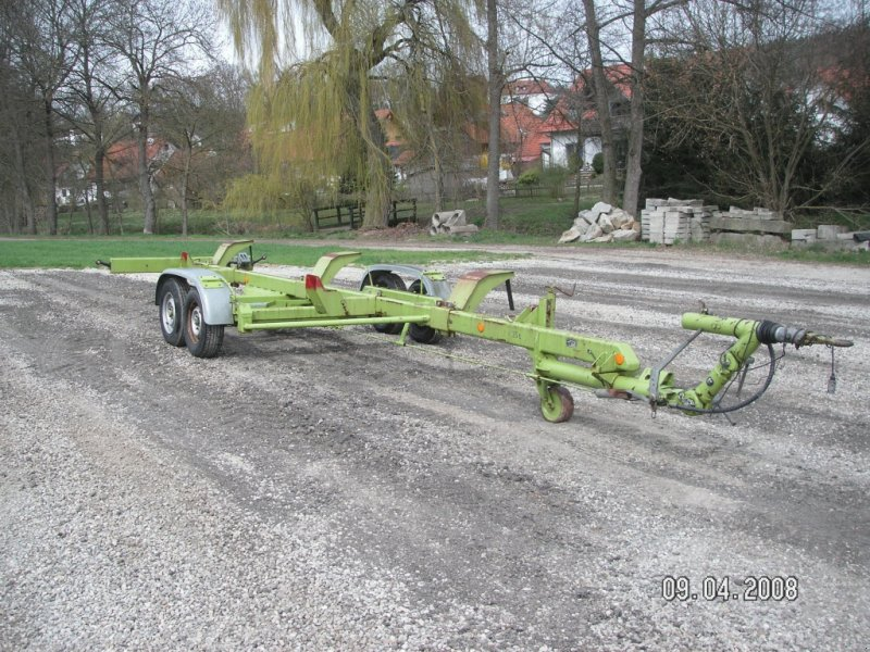 Sonstiges Mähdrescherzubehör typu CLAAS Schneidwerkswagen, Gebrauchtmaschine w Bruckberg (Zdjęcie 1)