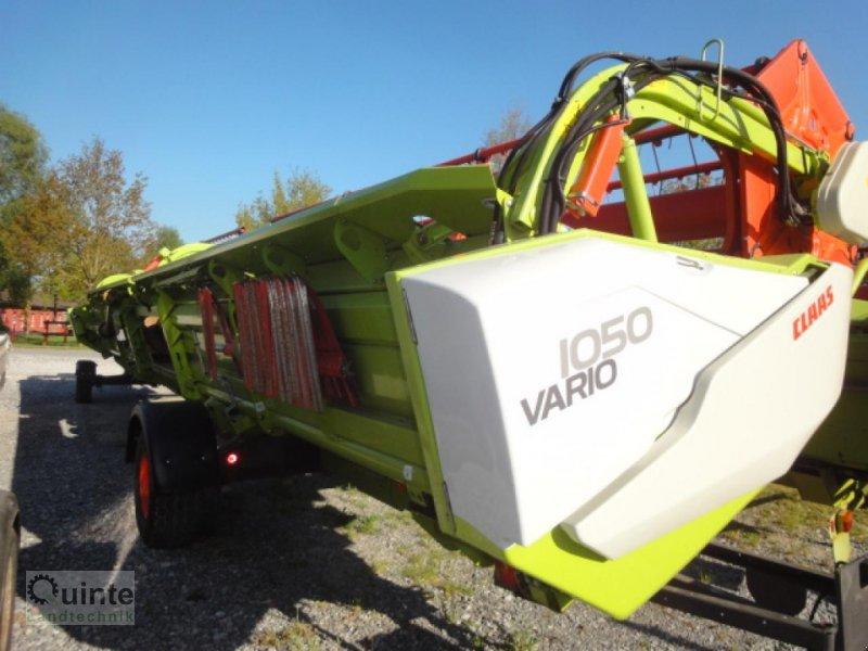 Sonstiges Mähdrescherzubehör des Typs CLAAS V1050 Schneidwerk, Gebrauchtmaschine in Lichtenau-Kleinenber (Bild 1)