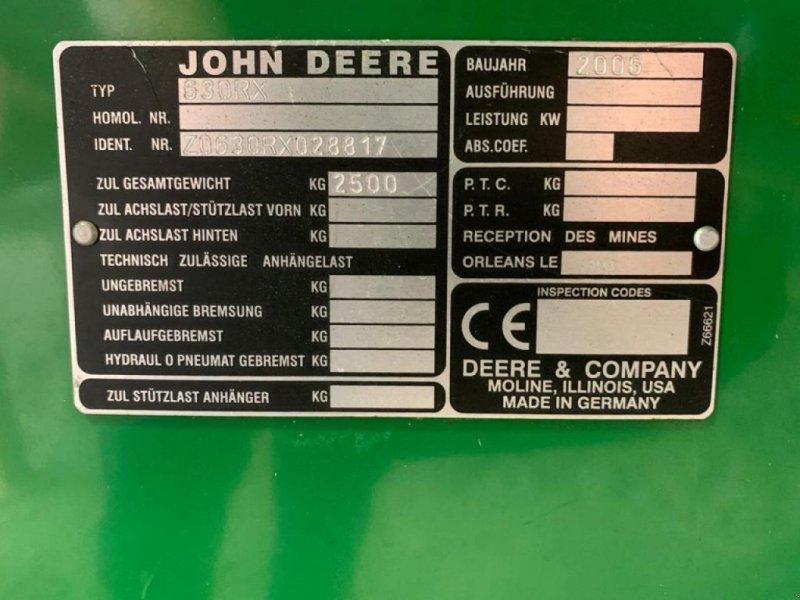 Sonstiges Mähdrescherzubehör des Typs John Deere 630 R, Gebrauchtmaschine in Kandern-Tannenkirch (Bild 2)