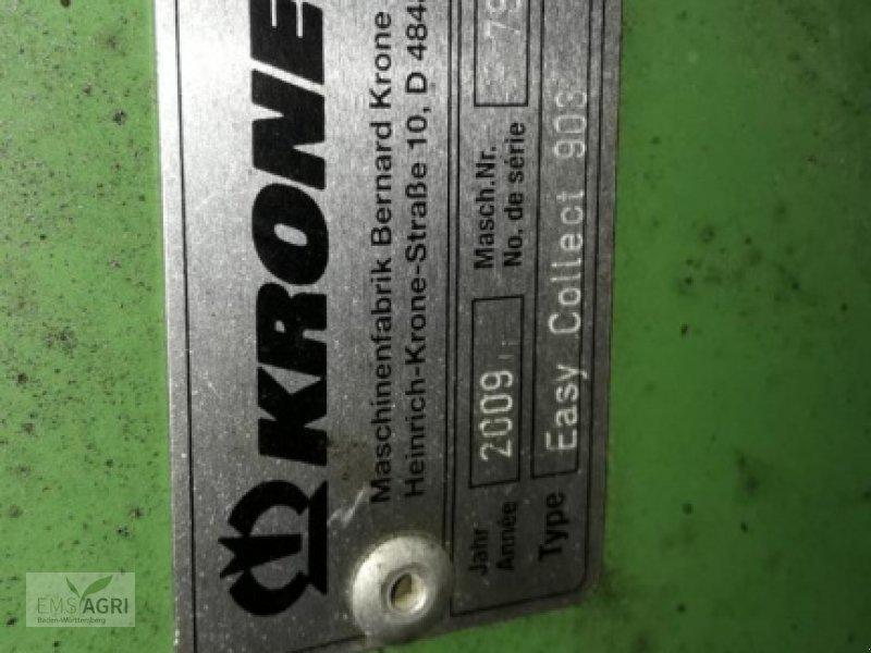 Sonstiges Mähdrescherzubehör типа Krone EasyCollect 903, Gebrauchtmaschine в Vöhringen (Фотография 7)