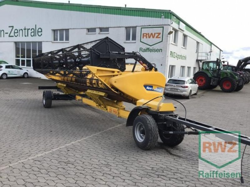 Sonstiges Mähdrescherzubehör tipa New Holland Schneidwerk 7,63m, Gebrauchtmaschine u Kruft (Slika 1)