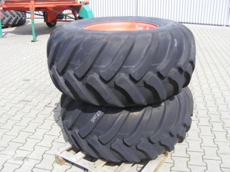Sonstiges Mähdrescherzubehör typu Sonstige Satz Räder 500/60-22.5, Gebrauchtmaschine w Lastrup (Zdjęcie 1)