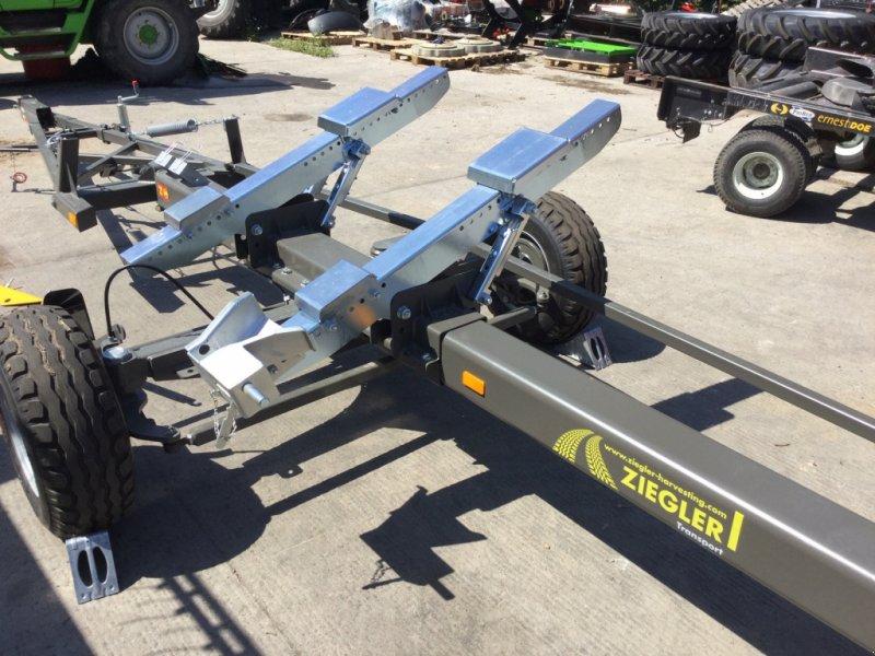 Sonstiges Mähdrescherzubehör typu Ziegler 4WT Header Trailer, Neumaschine w Grantham (Zdjęcie 1)