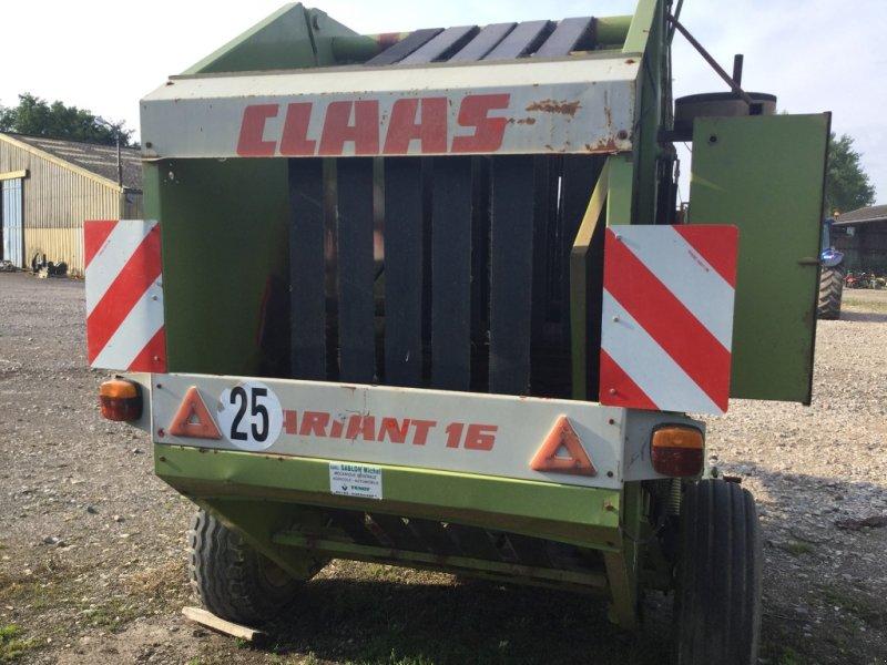 Sonstiges Precision Farming типа CLAAS VARIANT 16, Gebrauchtmaschine в BRACHY (Фотография 3)