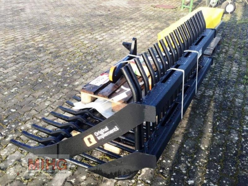Sonstiges Traktorzubehör des Typs Alö STEINGABEL 2,0 M, Neumaschine in Dummerstorf OT Petschow (Bild 1)