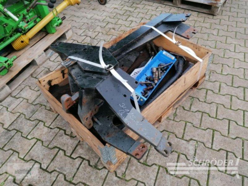 Sonstiges Traktorzubehör des Typs Baas Anbauteile zum Fendt 311/312, Gebrauchtmaschine in Wildeshausen (Bild 1)