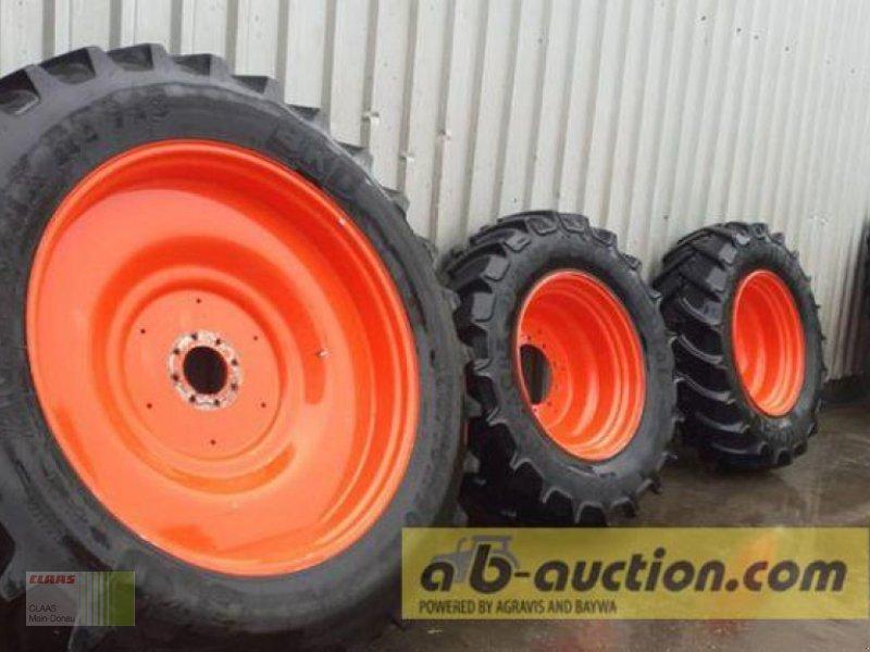 Sonstiges Traktorzubehör des Typs Bohnenkamp RÄDER CONTI+BKT, Gebrauchtmaschine in Aurach (Bild 1)