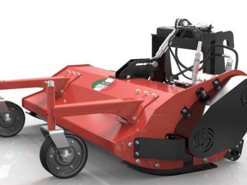 Sonstiges Traktorzubehör typu Boxer klepelmaaier hydrolisch, Gebrauchtmaschine w Neer (Zdjęcie 1)