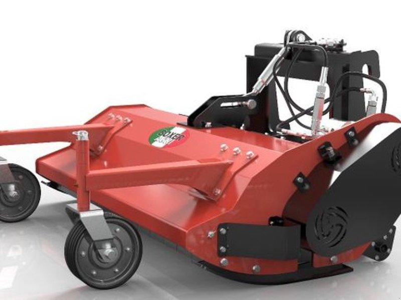 Sonstiges Traktorzubehör типа Boxer klepelmaaier hydrolisch, Gebrauchtmaschine в Neer (Фотография 1)