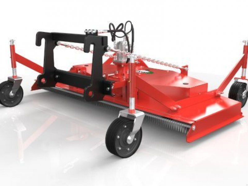Sonstiges Traktorzubehör typu Boxer LM hydrolische cirkelmaaier, Gebrauchtmaschine w Neer (Zdjęcie 1)