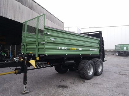 Brantner TA 12050 Power Spreader plus Прочие комплектующие для тракторов