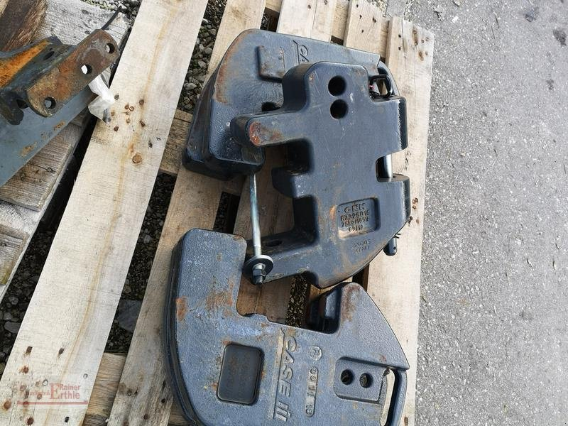 Sonstiges Traktorzubehör des Typs Case IH Frontgewichte, Neumaschine in Erbach / Ulm (Bild 1)