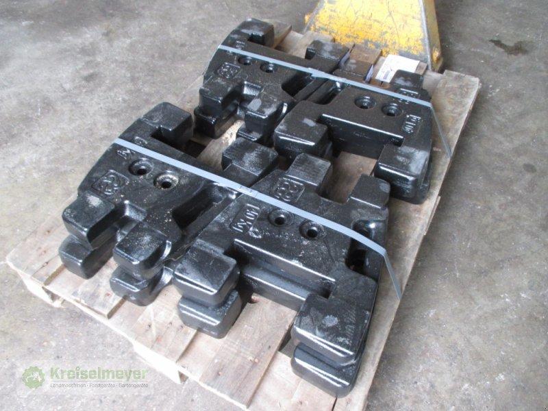 Sonstiges Traktorzubehör a típus Deutz-Fahr Frontgewicht 40 kg für Keyline-Baureihe, Neumaschine ekkor: Feuchtwangen (Kép 2)
