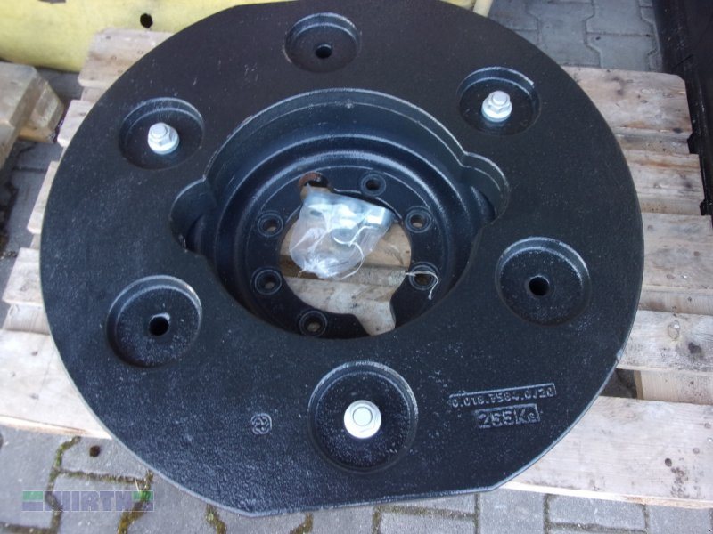 Sonstiges Traktorzubehör des Typs Deutz-Fahr Reifengewichte, Neumaschine in Buchdorf (Bild 3)