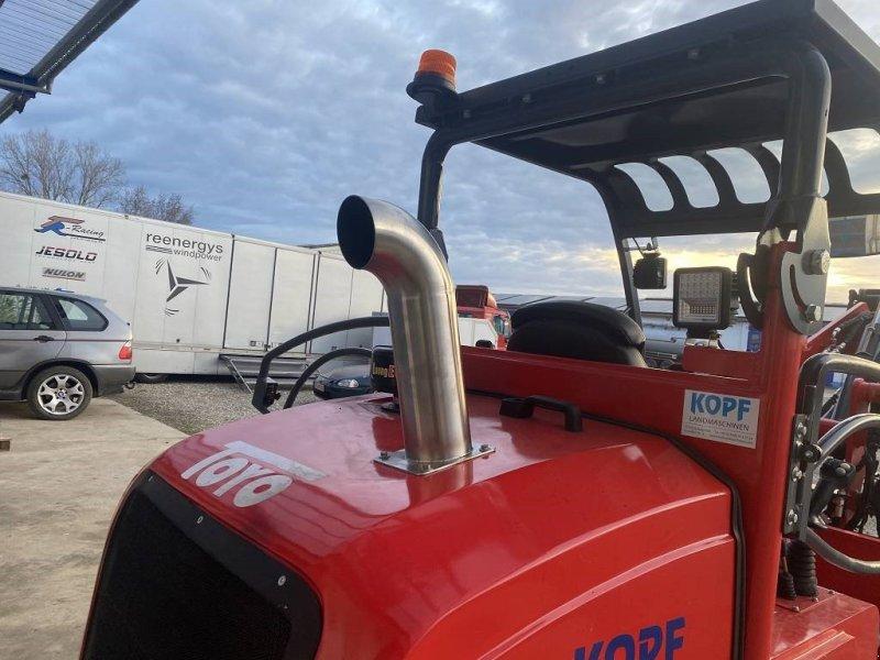 Sonstiges Traktorzubehör des Typs Eigenbau Edelstahl Auspuff, Gebrauchtmaschine in Schutterzell (Bild 1)